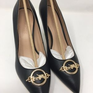 Audrey Black Pump